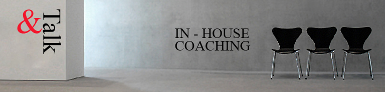 In-house coaching - & talk, Niels Moestrup