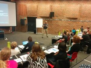 Seminar CBS Niels Moestrup Positiv Psykologi