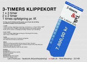 Coaching klippekort & Talk.dk